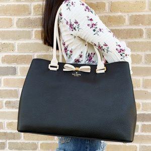kate spade Bags - Gaby'sBags👜💕-Kate spade large tote black